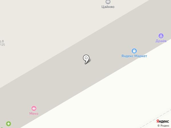 Детский мир33 на карте Владимира