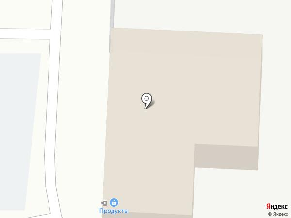 Продуктовый магазин на карте Суздаля