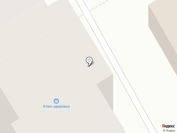 Источник здоровья на карте Владимира