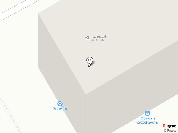 Гудзон на карте Владимира