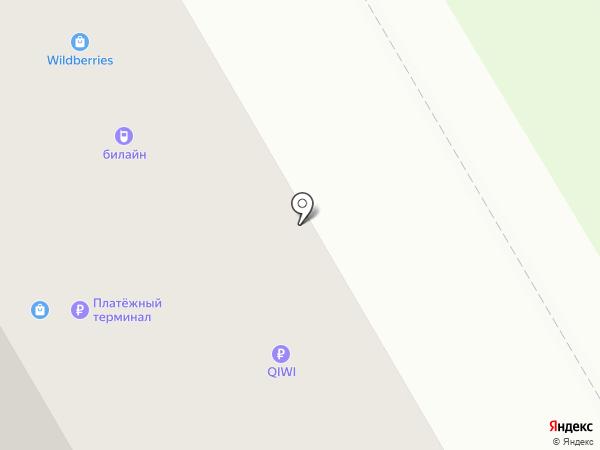Техсоюз-Плюс на карте Владимира