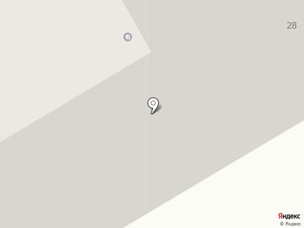 Арт-портал на карте Владимира