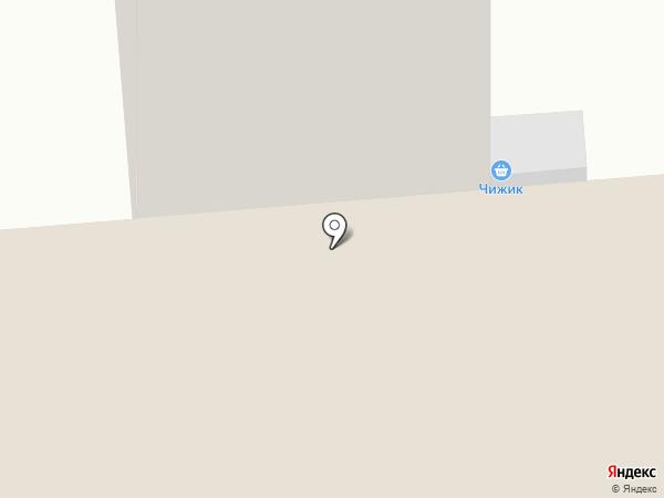 Аквамарин на карте Владимира