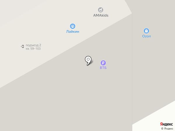 AMAKids на карте Владимира