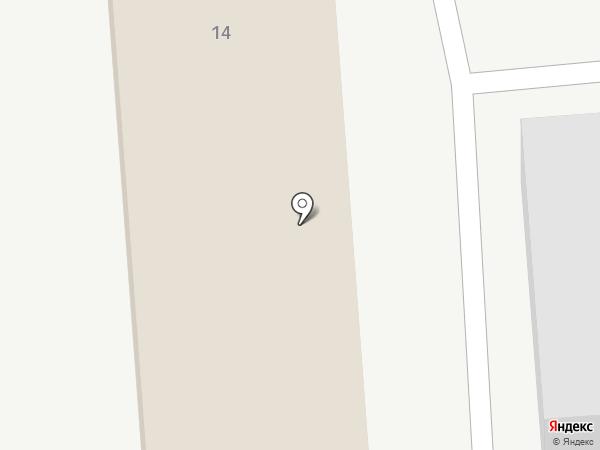 Владимирские фейерверки на карте Владимира