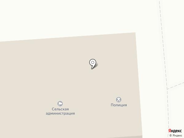 Шторм на карте Павловского