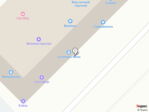 HookahPlace на карте Владимира