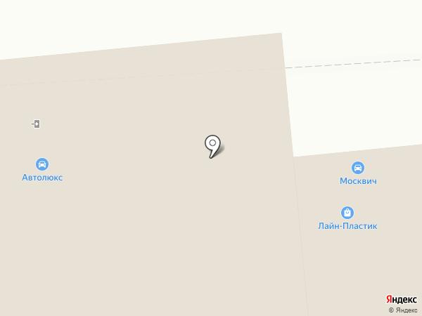 Авто Мастер на карте Владимира