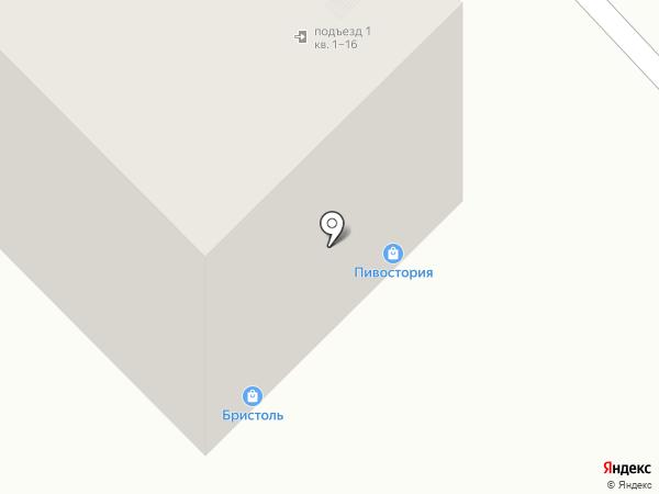 На Добросельской на карте Владимира