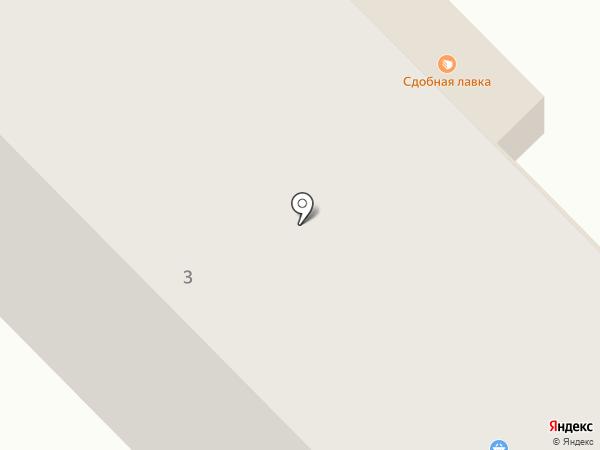 Лоза и хмель на карте Владимира