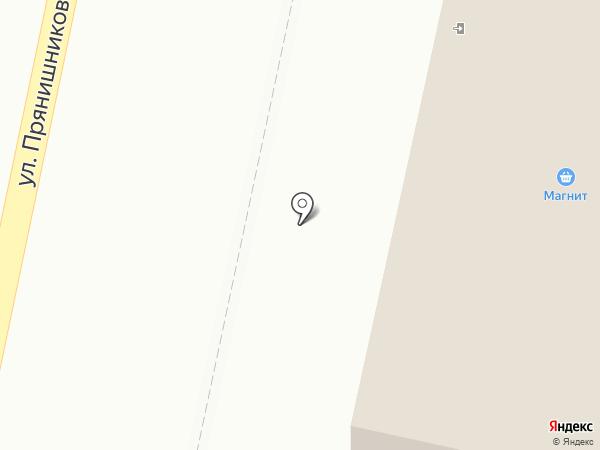 Бристоль на карте Вяткино