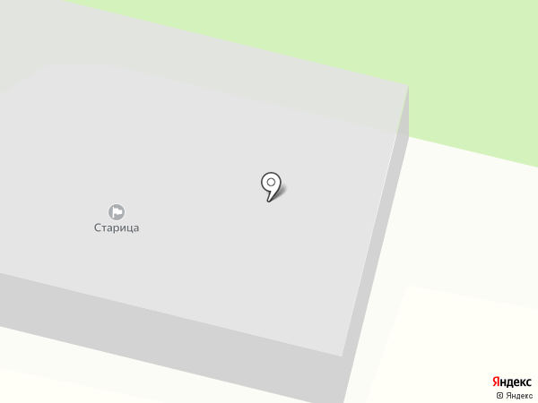 Торгово-строительная компания на карте Владимира