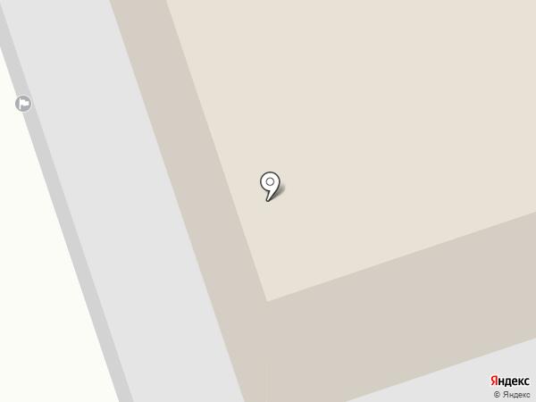 Авиаметтелеком Росгидромета, ФГБУ на карте Архангельска