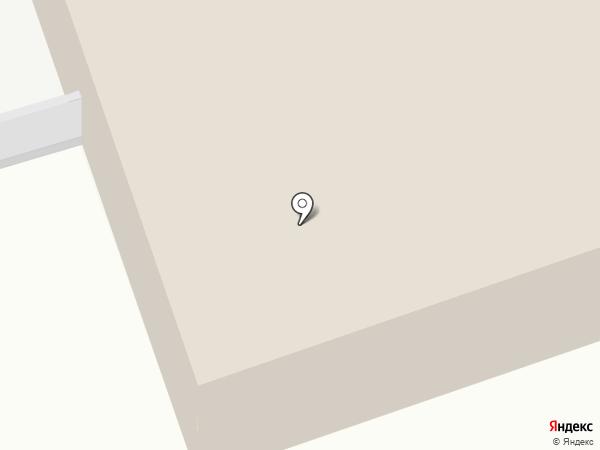 Пожарная часть №75 на карте Большого Анисимово
