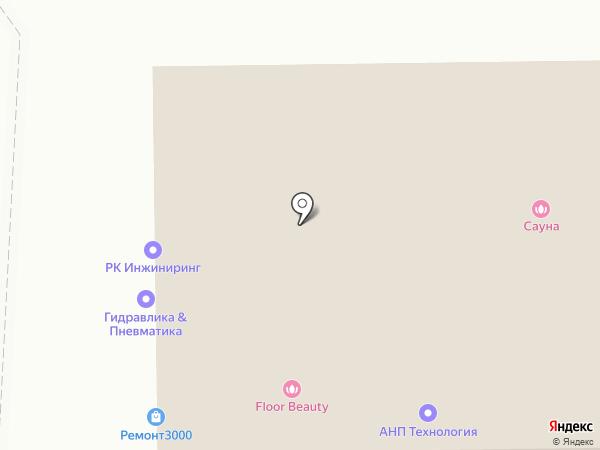 Солар на карте Архангельска