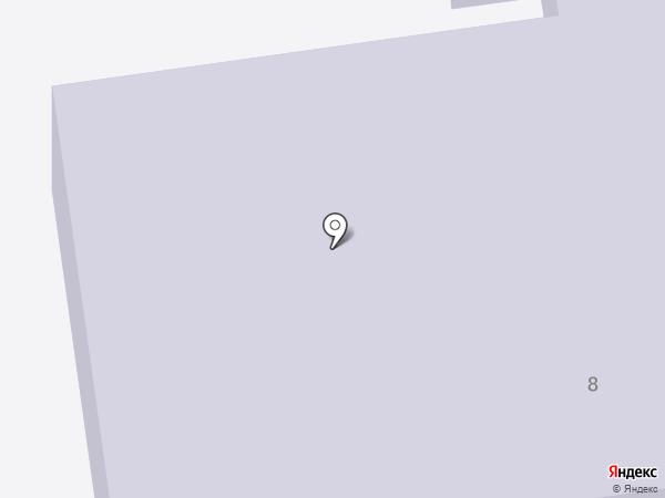 Детский сад на карте Большого Анисимово