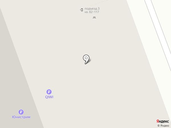 Почтовое отделение №26 на карте Архангельска