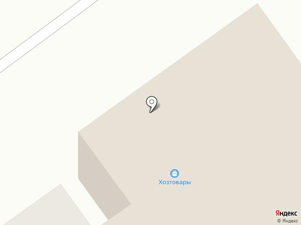 Магазин хозтоваров на карте Большого Анисимово