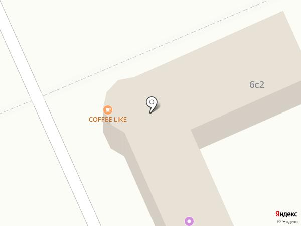 Магазин пряжи на карте Архангельска