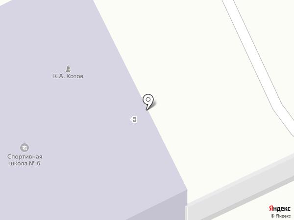 Школа УНИВЕРСАЛЬНОЙ САМООБОРОНЫ на карте Архангельска