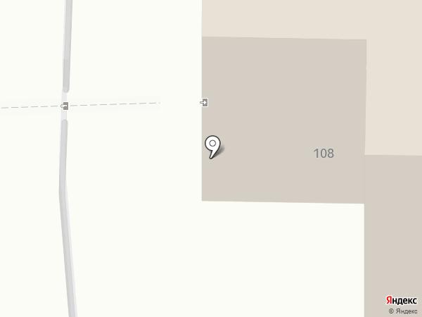 Храм Успения Божией Матери на карте Архангельска