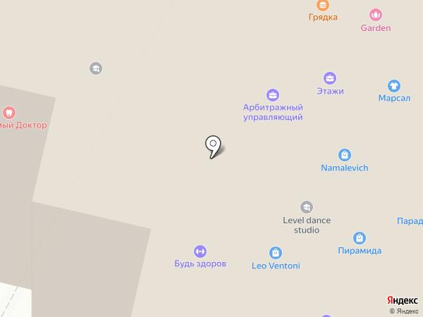 Jacuzzi на карте Архангельска