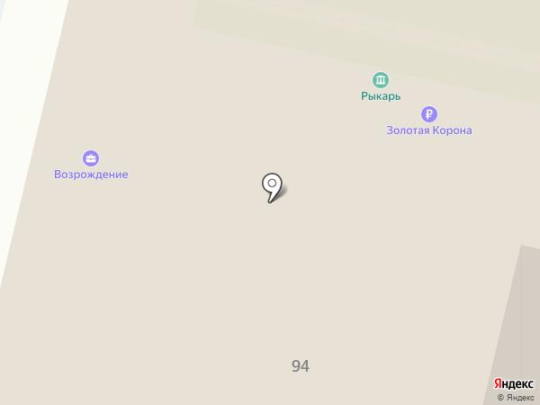 Игра разума на карте Архангельска