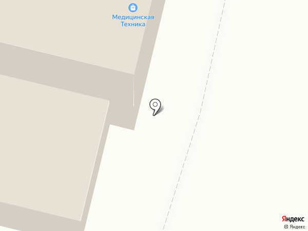 FLASH cafe на карте Архангельска