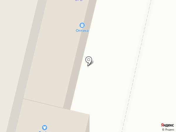 ТРИВЕЛ на карте Архангельска