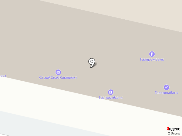 РК-ИНВЕСТ на карте Архангельска