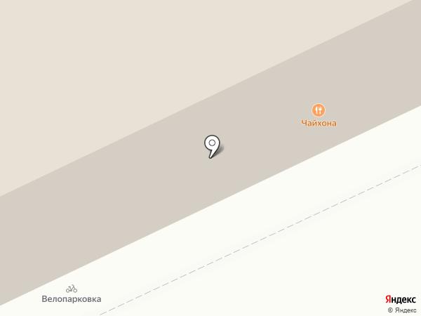 Чайхона на карте Архангельска