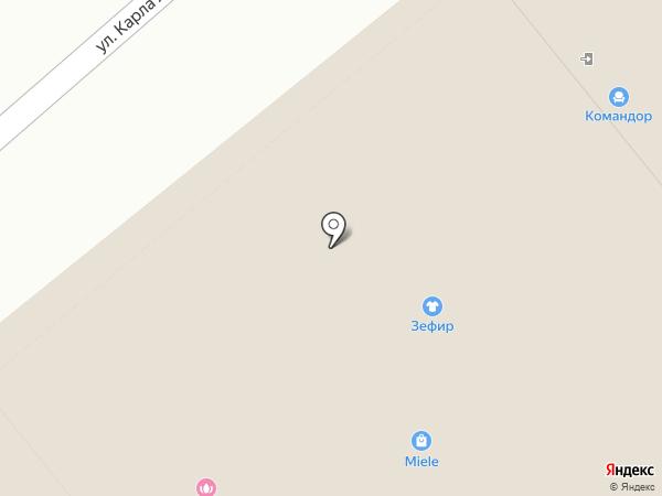 Он-лайн на карте Архангельска