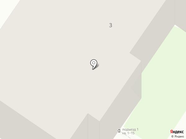 Новый Берег Эко на карте Боголюбово