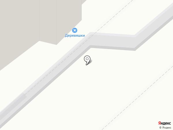 Деревяшки на карте Архангельска