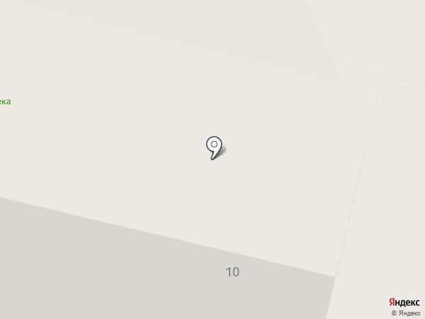 Дом пивовара на карте Архангельска