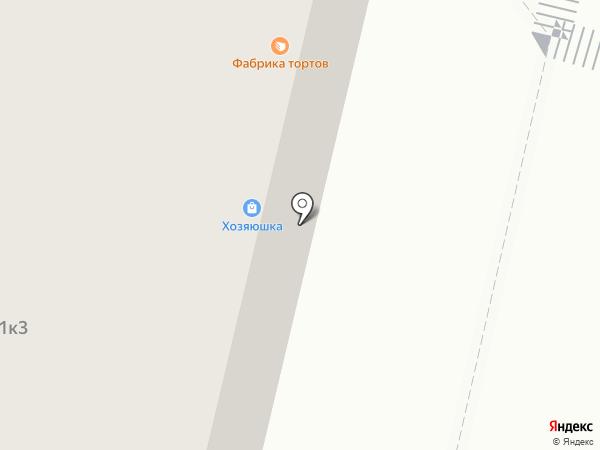 Овощная лавка на карте Архангельска