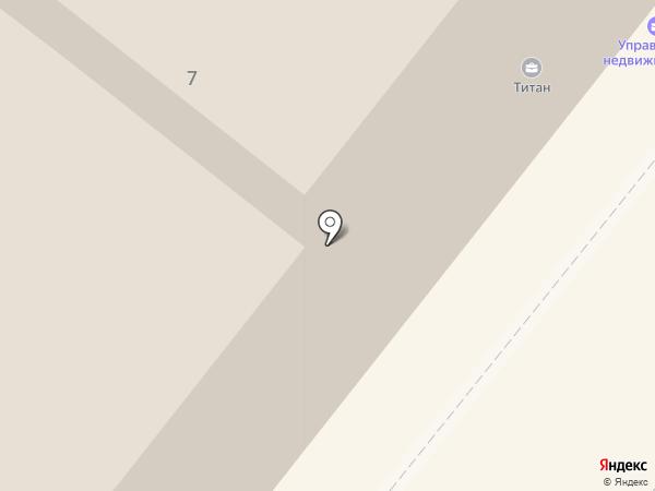 ИНЛОК-Р на карте Архангельска