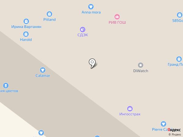 Norta на карте Архангельска