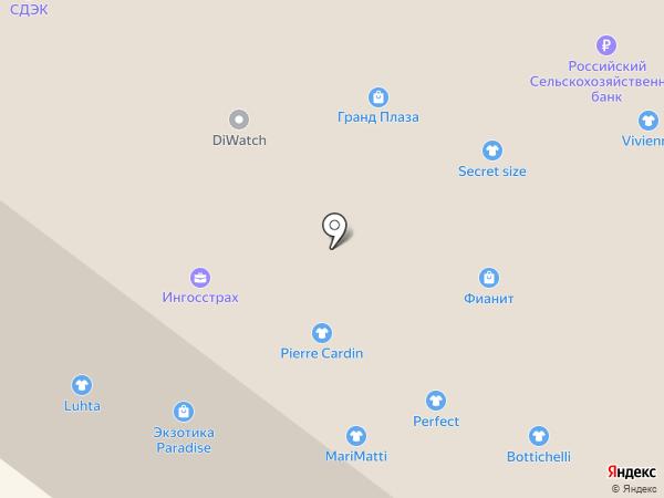 Sundae Cafe на карте Архангельска