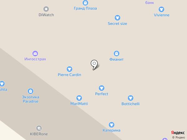 Экспетро! на карте Архангельска