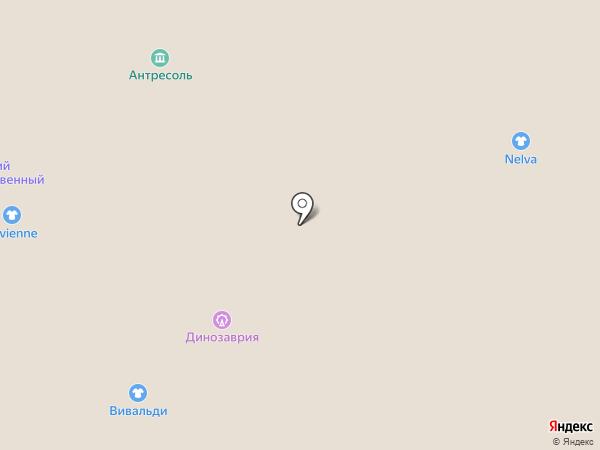 U.S. POLO ASSN. на карте Архангельска