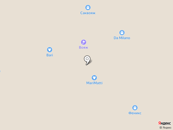 Розовый ZORRO на карте Архангельска