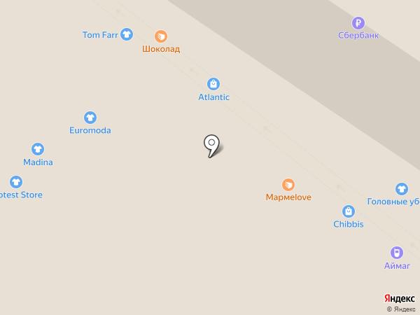 АрхШоп на карте Архангельска