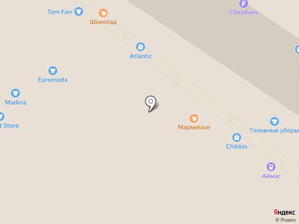 STREETDIVISION на карте Архангельска