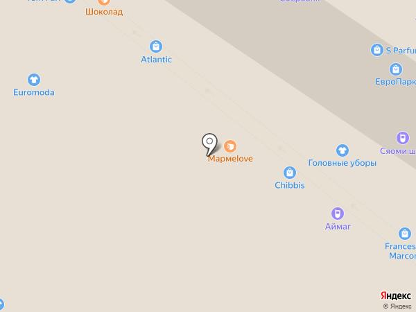 Motya29 на карте Архангельска