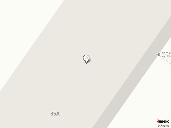 ТСЖ Дом 35а на карте Боголюбово