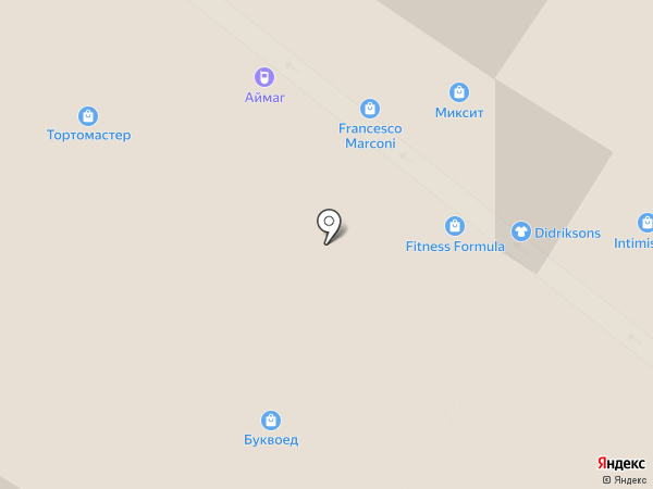 Sport Active на карте Архангельска