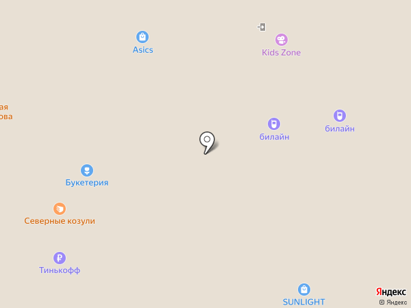 КО-КО ЛАБ на карте Архангельска