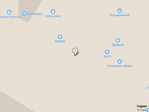 Stella на карте Архангельска