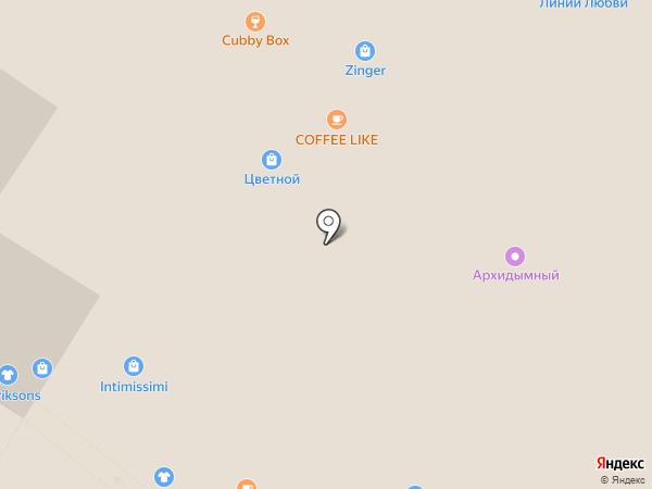 Noryalli на карте Архангельска